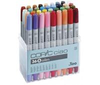 Copic набор маркеров Ciao Set  B 36 шт, 22075362 Copic