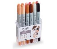 """Copic набор маркеров Ciao """"Skin Tones"""" (12 шт), 22075705 Copic"""