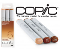 Маркеры Copic Sketch Set Blending Trio 6 3 шт 21075636