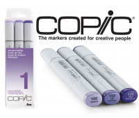 Маркеры Copic Sketch Set Color Fusion 1 3 шт 21075651