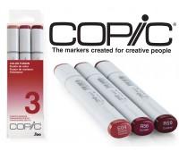 Маркеры Copic Sketch Set Color Fusion 3 3 шт 21075653