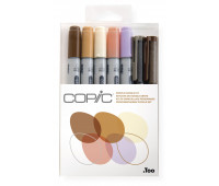 Маркеры Copic Ciao Set Doodle Kit People  4+2 шт 22075671