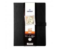 Canson блокнот для нарисів Art Book 180° 96 гр, 8.9x14 см 80 арт 0006-459