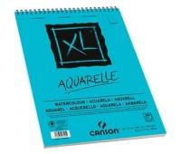 Canson альбом для акварели, на спирали XL Watercolour 300 гр, A4 30 арт 0039-170