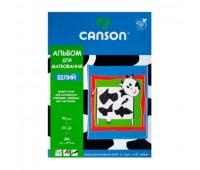 Canson PL альбом для рисования Children Pad 90 гр, А4 20 , White белый арт 6666-882