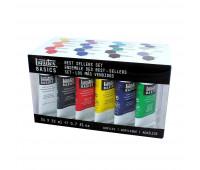Liquitex набор акрила Acrylic Studio, 24 цветов, 22 мл 3699328