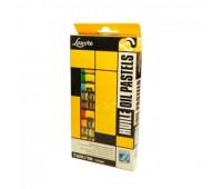 Пастель масляная Louvre набор 12 шт Oil Pastels Set 12x10 мм 806309
