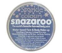 Краска для грима Snazaroo перламутова Sparkle 18 мл, Blue Синій арт 1118351