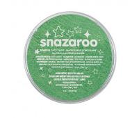 Краска для грима Snazaroo перламутова Sparkle 18 мл, Світло-зелеий перломутровий арт 1118401