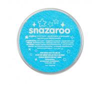 Краска для грима Snazaroo перламутова Sparkle 18 мл, Блакитний перломутровий арт 1118481