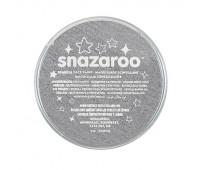 Краска для грима Snazaroo перламутова Sparkle 18 мл, Сірий перломутровий арт 1118761