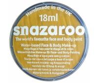 Краска для грима Snazaroo металік Metallic 18 мл, Gold Золотий арт 1118777
