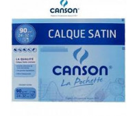 Калька в конверте CANSON Tracing Paper 90 гр A3 (10 листов) 0017-151