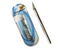 Нож макетный Folia (+ 3 доп. лезвия) 23001