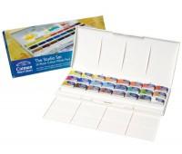 Акварельные краски Winsor & Newton Cotman 24 цвета