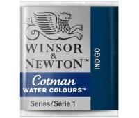 Акварельная краска Winsor Cotman, № 322 Индиго арт 301322