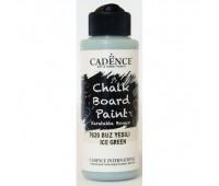 Акриловая краска Cadence для меловых досок Chalk Board Paint, 120 мл, Мятный арт CB120_2620