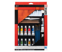 Набор акриловых красок Acryl Louvre Acrylic Complete Set
