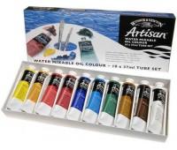 Масляные краски Winsor & Newton Artisan водорастворимые 10х37 мл