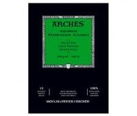 Альбом для акварели Arches холодной пресовки Arches Cold Pressed 300 гр/м2 14,8x21 см 12 листов