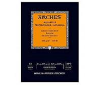 Альбом для акварели Arches крупнозернистий Arches Rough Grain 300 гр/м2 21x29,7 см 12 листов