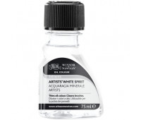 Растворитель для масляных и алкидных красок Winsor White spirit 75 мл арт 3021738