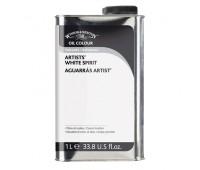Растворитель для масляных и алкидных красок Winsor Artists' White Spirit 1000 мл арт 3053738