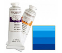 Краска гравюрная Lefranc Bourgeois 60 мл. №904 Ocean blue (331883)