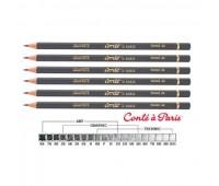Карандаш Conte Black lead pencil Graphite 2H
