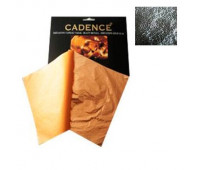 Cadence поталь Imitation Metall Leaf 14*14, 25 шт, Серебро