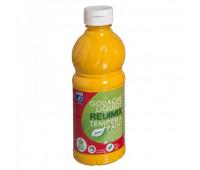 Краска гуашевая Redimix Lefranc 500 мл Ярко-желтый