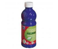 Краска гуашевая Redimix Lefranc 500 мл Кобальт синий