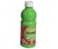 Краска гуашевая Redimix Lefranc 500 мл Зеленый листок