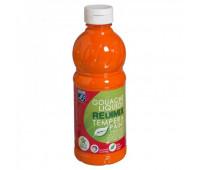 Краска гуашевая Redimix Lefranc 500 мл Оранжевая