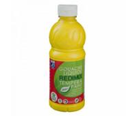 Краска гуашевая Redimix Lefranc 500 мл Первично желтый