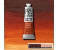 Масляная краска Winton Oil Colour 37 мл #074 Сьена жженая арт 1414074