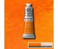 Масляная краска Winton Oil Colour 37 мл #090 Кадмий оранжевый арт 1414090