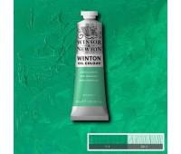 Масляная краска Winton Oil Colour 37 мл #241 Изумрудно зеленый арт 1414241