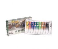 Краски масляные Winsor Newton Winton Oil Colour Tube Set 10х21 мл-1490618