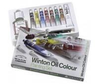 Масляные краски Winsor Newton Winton Painting Set 8x8 мл 1490627