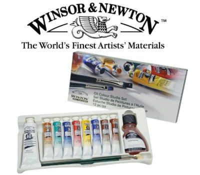 Масляные краски Winsor & Newton Winton Studio Set 8х21 мл 1490620