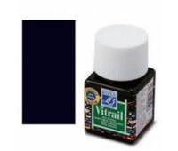 Витражные краски Vitrail 50 мл №465 Синий темный арт 211585