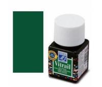 Витражные краски Vitrail 50 мл №534 Зеленый мокрый арт 210250