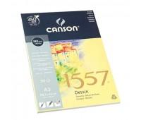 Альбом для рисования Canson 1557 Dessin 180 гр, A4 листов 30 арт 4127-414
