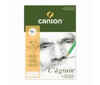 Альбом для рисунка Canson C a Grain 224 гр 20 листов А4 0027-183 Canson