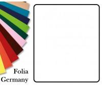 Fotokarton Folia, Бумага для дизайна размер 50х70 см №00 Белая 300г/м2 Folia 20 листов