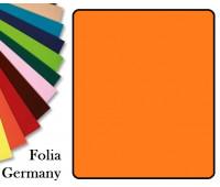 Fotokarton Folia, Бумага для дизайна размер 50х70 см №17 Охра 300г/м2 Folia 20 листов
