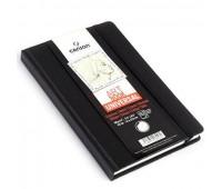 Альбом для рисунка Canson Universal Art Book 96 гр, 10,2x15,2 см (112 листов)