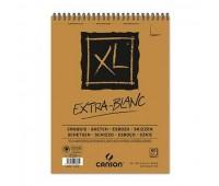 Canson альбом для нарисів, на спіралі XL Extra White 90 гр, 14,8x21 см, A5 60 арт 0001-869