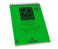 Canson альбом для ескізів на спіралі XL Recycled гр, A5 25 арт 0001-871